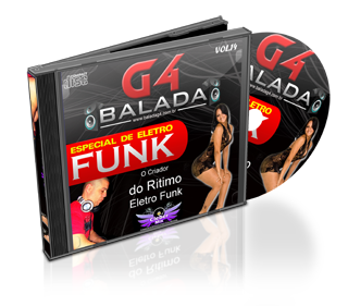 Download CD Balada G4 Especial Eletro Funk Vol 14 2011