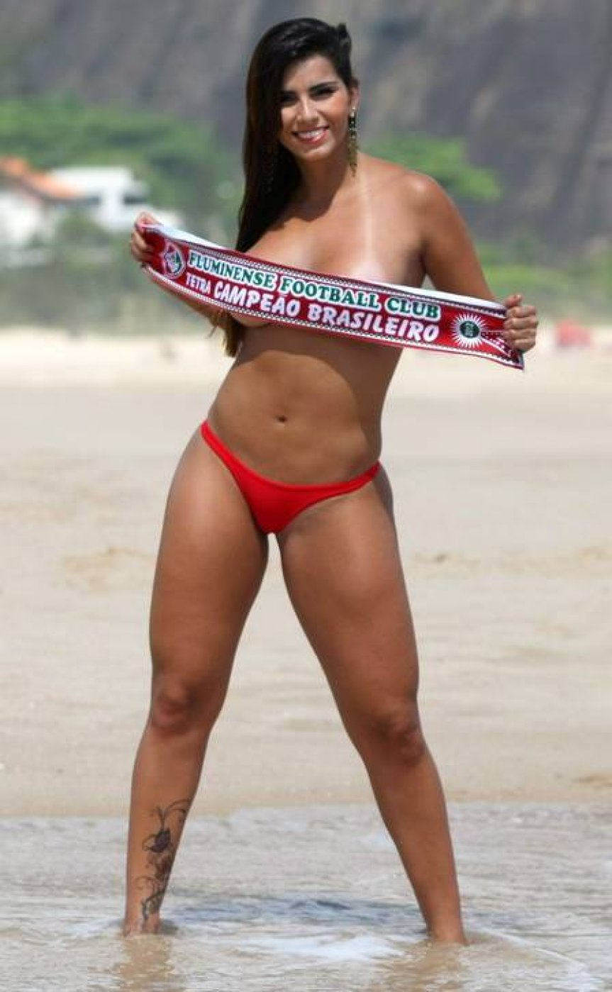 Hot brazilian women