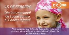 DIA INTERNACIONAL CONTRA EL CANCER INFANTIL