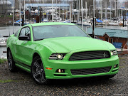 cars: Ford Mustang (2013)