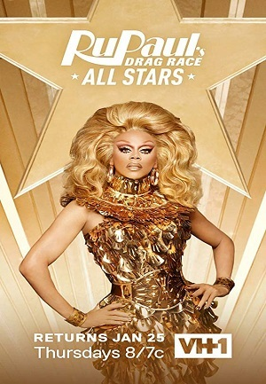 RuPauls Drag Race All Stars - 4ª Temporada Legendada Séries Torrent Download capa