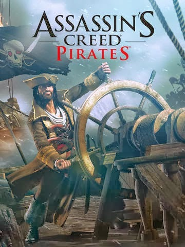 Download Game Assassin's Creed Pirates V.1.2.0 MOD APK+DATA For Android