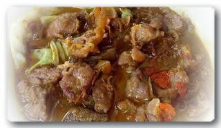 special idul adha resep tongseng kambing