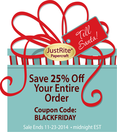 Black Friday Sale At JustRite!