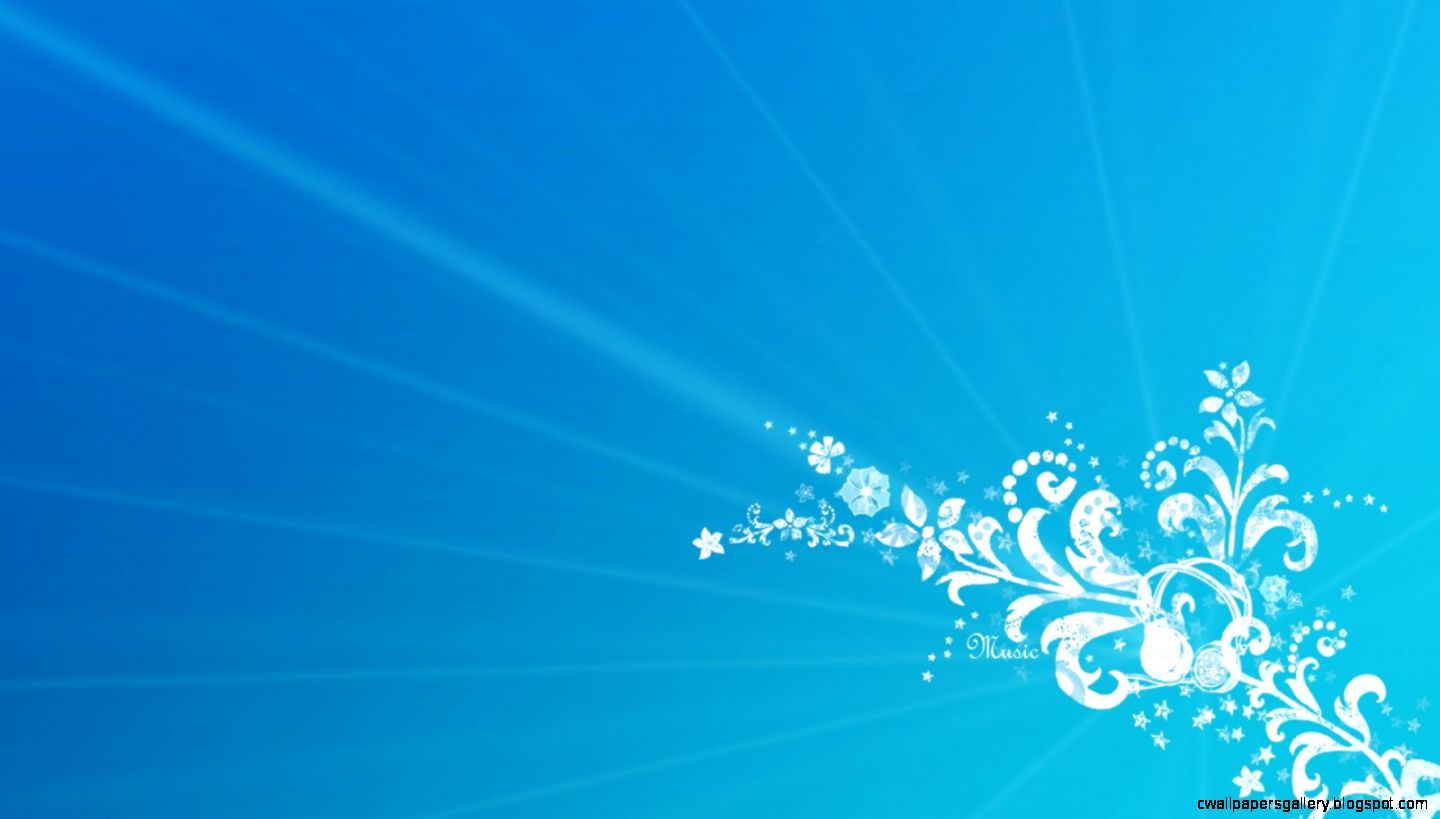 Blue Music Abstract Wallpaper  Amazing Wallpapers