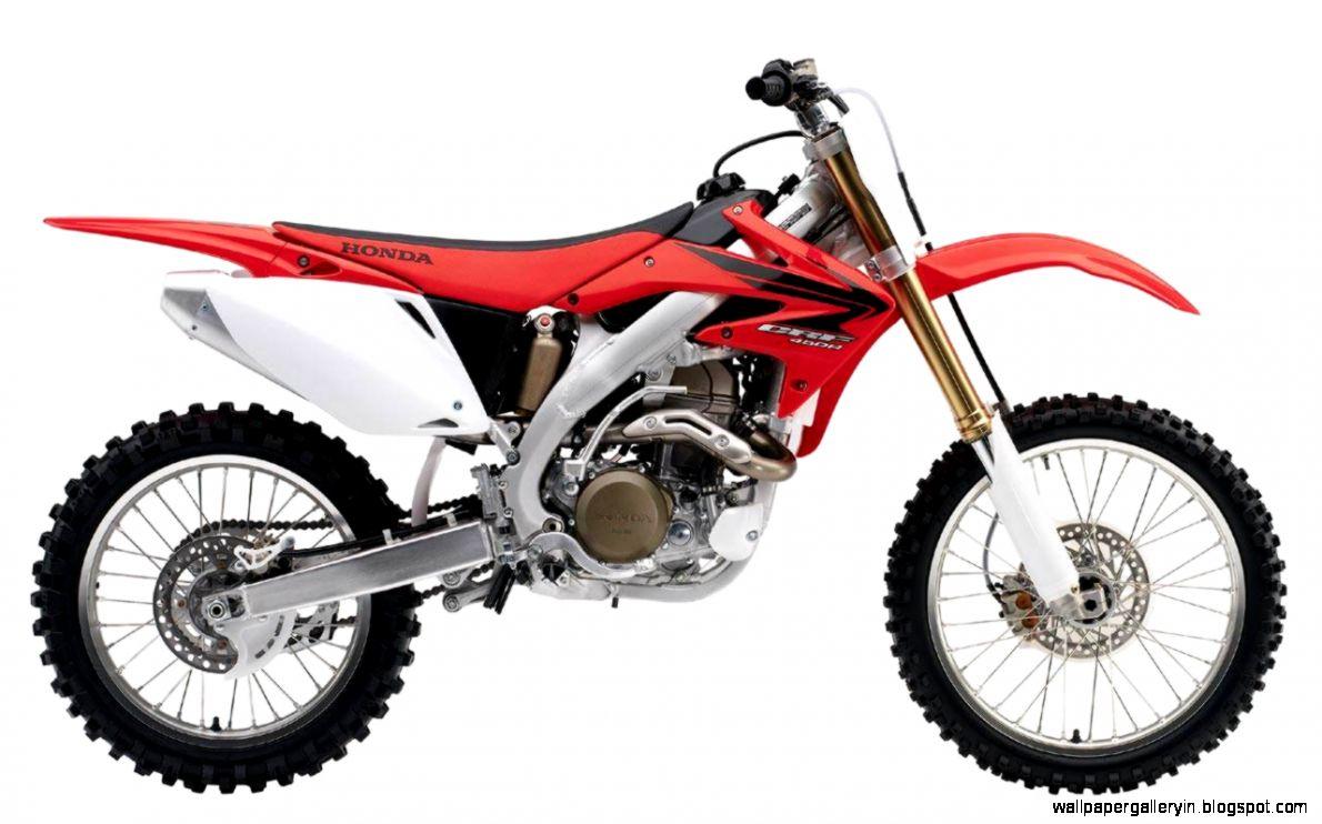 Motocross Honda Bike Wallpapers