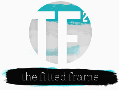 the fitted frame