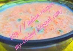 Carrot Raitha