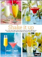 Free Heinz Shake It Up Cocktail Recipe eBook