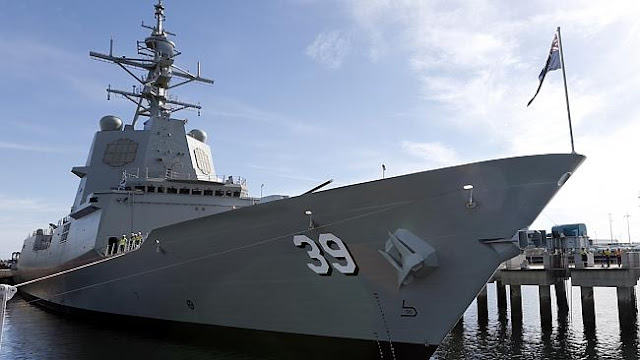 HMAS Hobart (DDG 39)