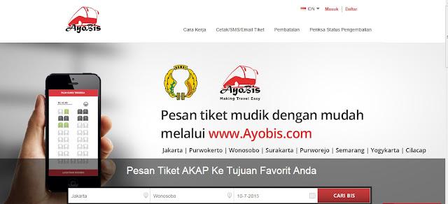 Ayo Bis: Langkah Mudah Pesan Tiket Bus Online