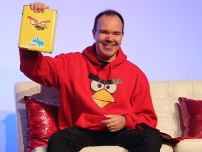 rovio is making money hand over fist from its most popular game angry birds read more