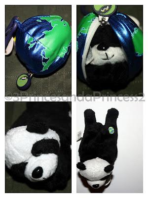 SideKix Bamboo Panda