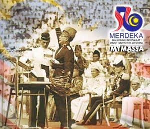 Selamat Menyambut Hari Kemerdekaan Yang Ke-56