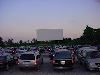 North York Drive-In, East Gwillimbury, Ontario