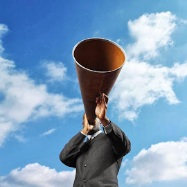 Social Media Can Be A Bullhorn