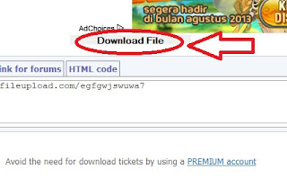 Cara Download Di The File Upload3