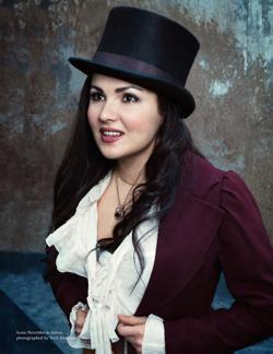 Opera fresh february 2012 - Anna netrebko casta diva ...