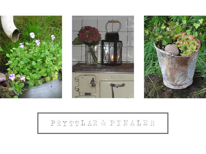 Pryttlar & Pinaler
