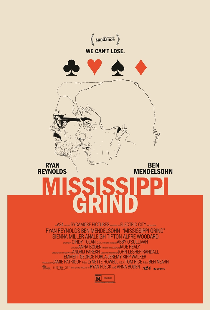 Póster: Mississippi Grind