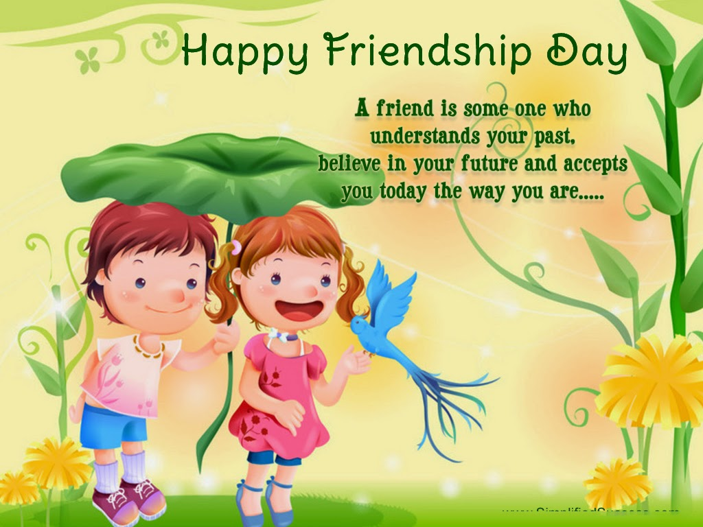 Happy Friendship Day Wallpapers HD