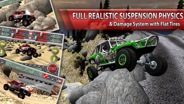 ULTRA4 Offroad Racing v1.18 Full Apk Download Free Android Game