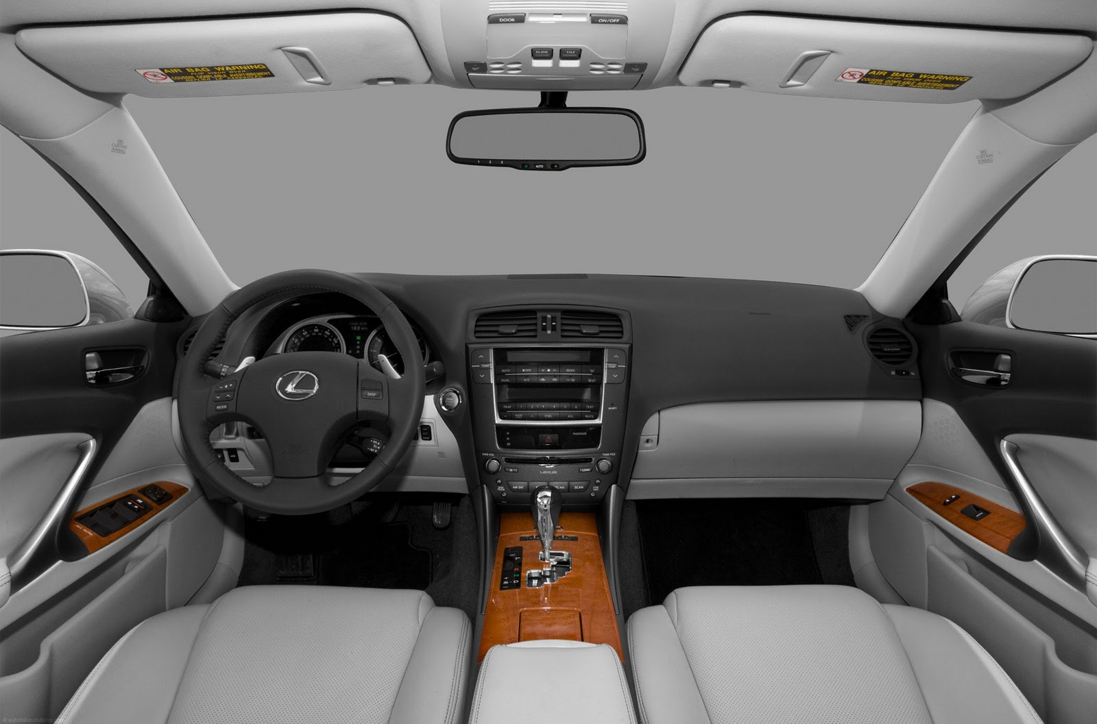 2011 Lexus IS 250 Interior