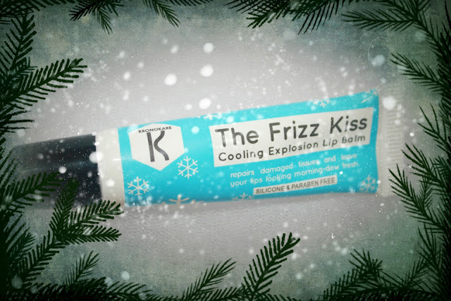 Kronokare The Frizz Kiss Cooling Explosion Lip Balm Review