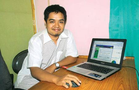 Profil Zainuddin Nafarin Penemu Antivirus Smadav