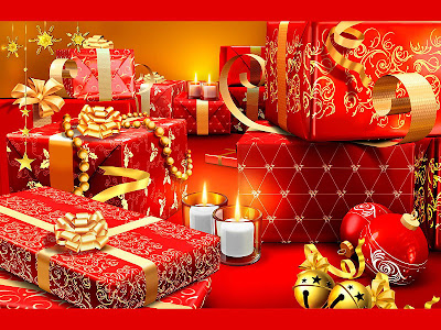 Christmas Decorations Wallpapers