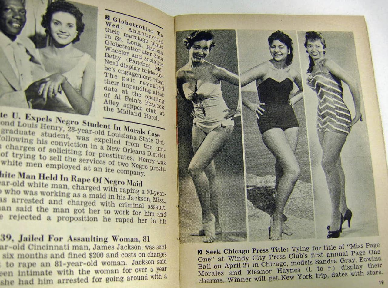 the style spectrum vintage 1950s jet magazines fashion