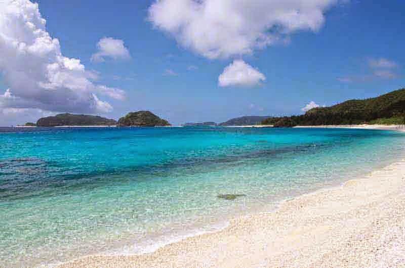 beach,island,blue sky