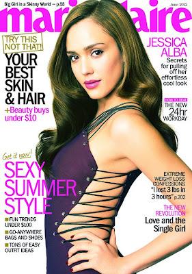 Jessica Alba 2012