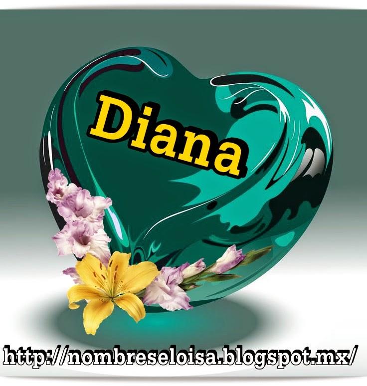 NombresEloisa.com: Corazón verde con Nombres