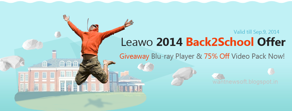 Leawo Blu-ray Player image
