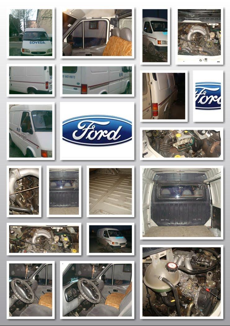 Еще фото форд транзит image