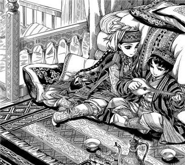 A Bride's Story by Kaoru Mori