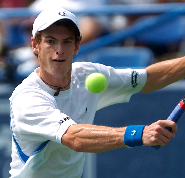 Andy Murray: Best Celebrity: Andy Murray Tennis Player