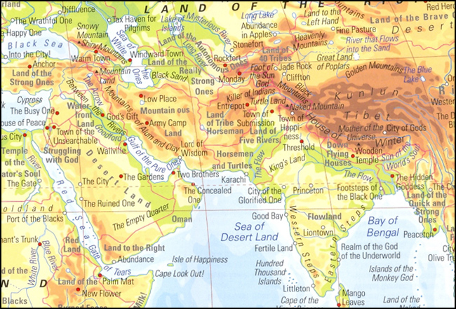 Online maps the atlas of true names click to enlarge gumiabroncs Choice Image