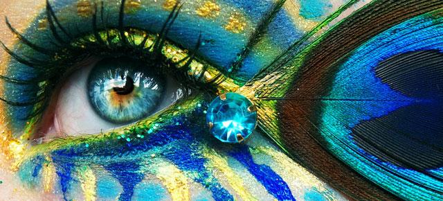 ===Arte en los ojos=== Eye