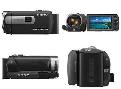 Handycam SONY DCR-PJ5