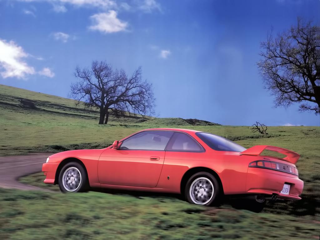Nissan Silvia S14a, zenki, JDM, japońskie samochody, najlepsze sportowe auta z lat 90, driftowóz, co to jest, różnice