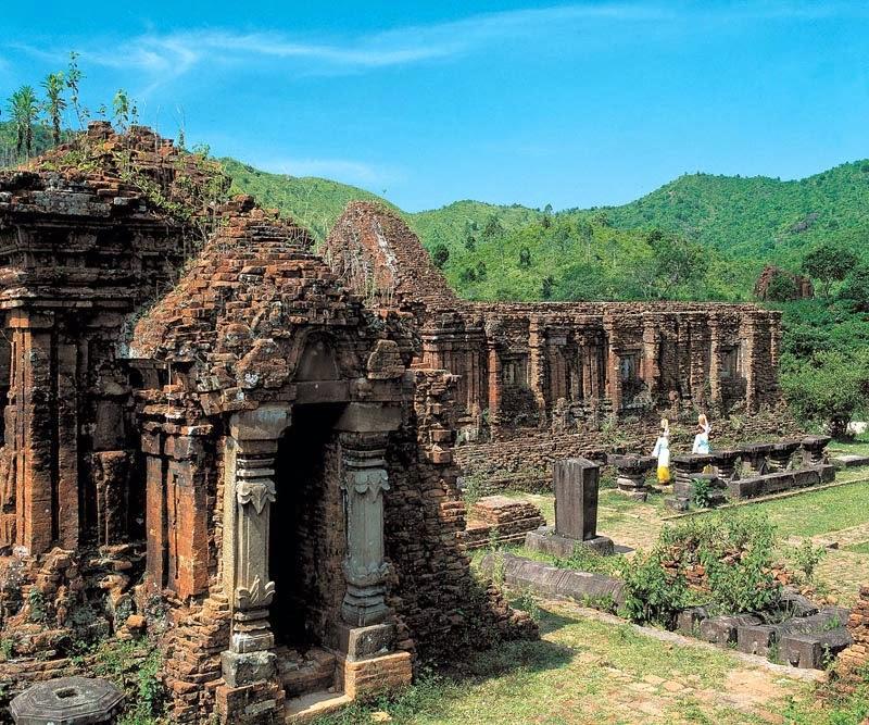 Kuil-My-Son-Vietnam