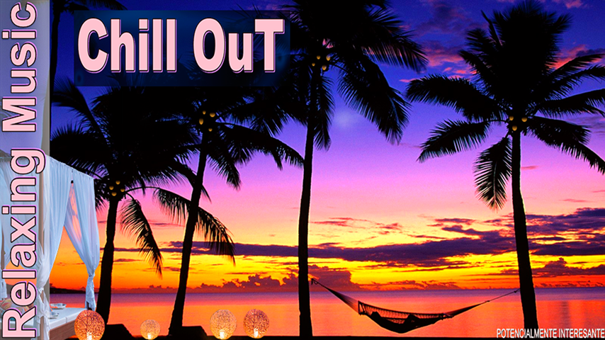 graphic promo chill out relax music