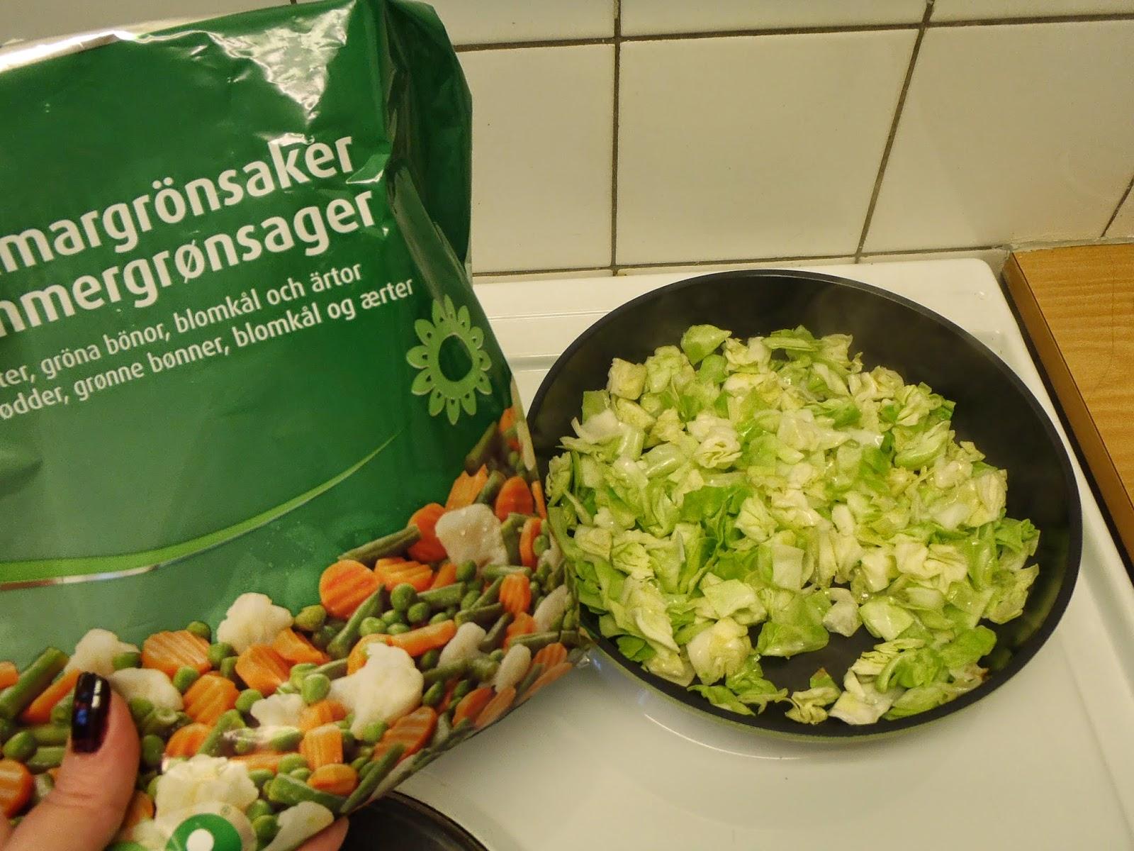 gröna ärtor kcal
