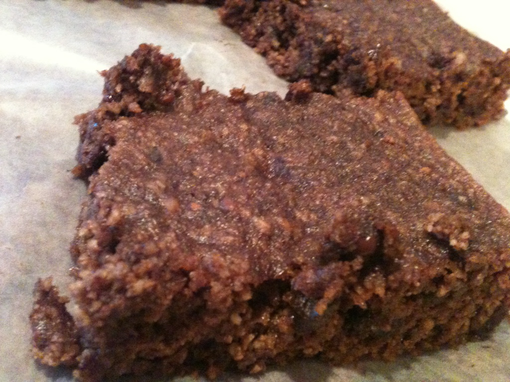 Paleo: Paleo Apple Brownies