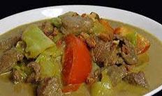 resep praktis (mudah) membikin masakan tongseng kambing spesial enak, gurih, lezat