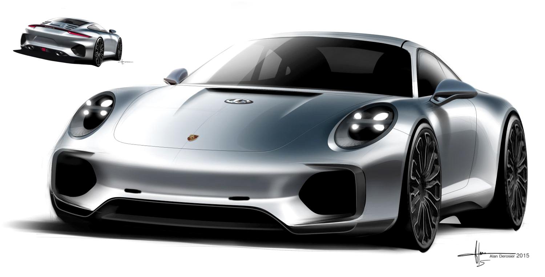 [Présentation] Le design par Porsche Porsche%2B992%2Bfront%2BAlan%2BDerosier