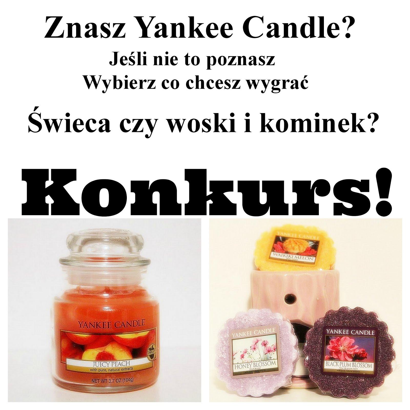 Wygraj pachnący zestaw Yankee Candle