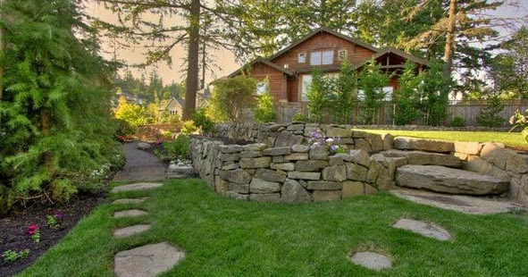 Fotos de jardin ver jardines de casas rusticas - Ver jardines de casas ...